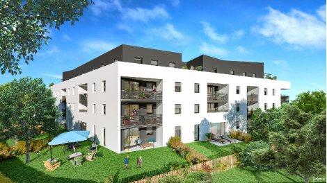 Appartement neuf Horizon éco-habitat à Metz