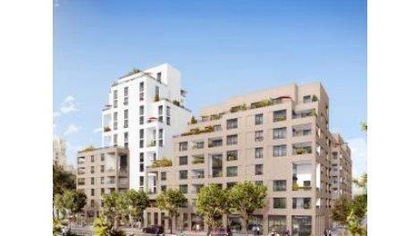 appartement neuf à Asnieres-sur-Seine
