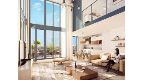 logement neuf à Asnieres-sur-Seine