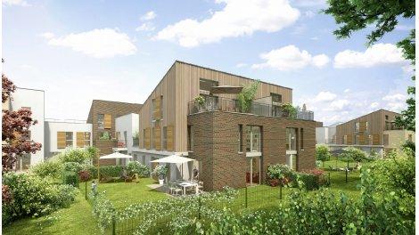 Appartement neuf Les Villas des Coteaux éco-habitat à Chennevieres-sur-Marne