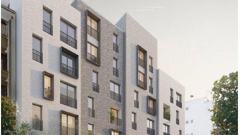 Appartement neuf Nouvelle Aire éco-habitat à Nogent-sur-Marne