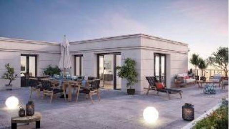 logement neuf à Fontenay-Aux-Roses