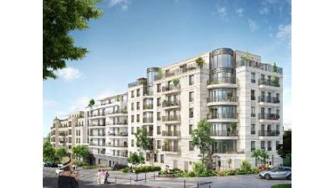 Appartement neuf Majestic investissement loi Pinel à Fontenay-Aux-Roses