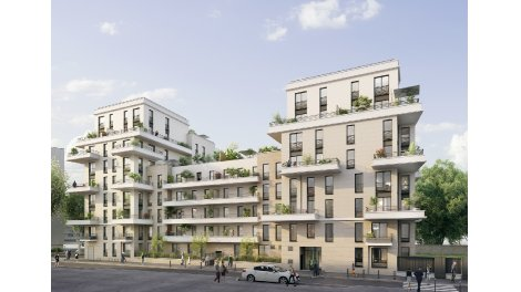 Appartement neuf Prelude investissement loi Pinel à Clichy