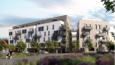 Appartement neuf Les Passerelles investissement loi Pinel à Bagneux