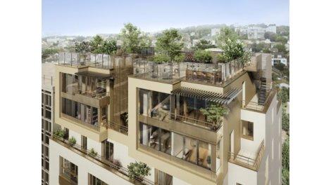 Appartement neuf Connexion investissement loi Pinel à Rueil-Malmaison