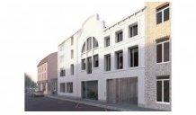 Appartements neufs La Fabrique éco-habitat à Lille