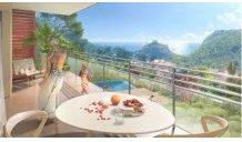 Appartements neufs Ez-706 - un Balcon sur la Mer éco-habitat à Èze