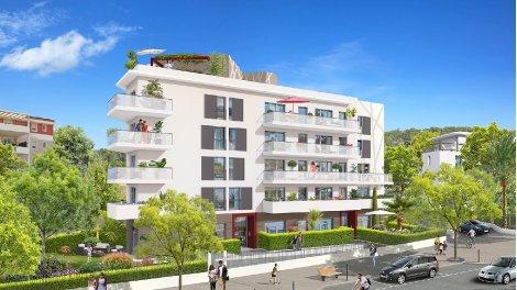 Appartement neuf Patio Riviera - Csm-767 à Cagnes-sur-Mer
