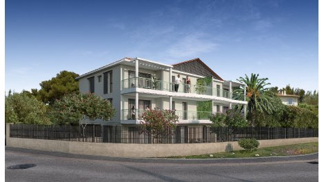 appartement neuf à Saint-Raphaël