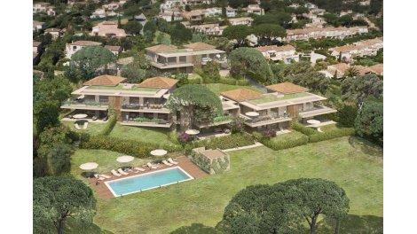 logement neuf à Sainte-Maxime