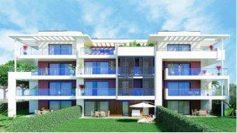 Appartements neufs Ant-555 Villa Anthésia éco-habitat à Antibes