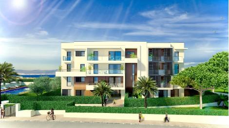 Appartement neuf Ant-555 Villa Anthésia investissement loi Pinel à Antibes