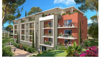 Appartements neufs Résidence Neuve - Fréjus (83) éco-habitat à Fréjus
