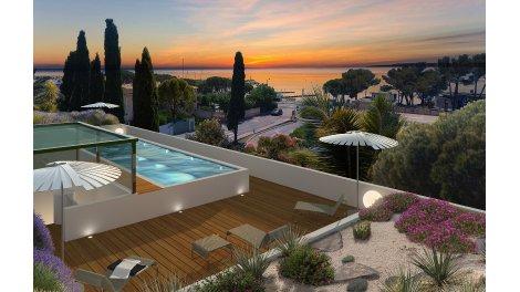 Appartements et villas neuves Résidence Neuve 774 - Vue Mer - les Issambres (83) à Les Issambres