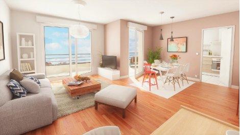 Appartement neuf Mo-sa-705 - Vivre en Centre Ville à Mouans Sartoux