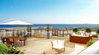 Appartements neufs Nic-616 Villa Horizon éco-habitat à Nice