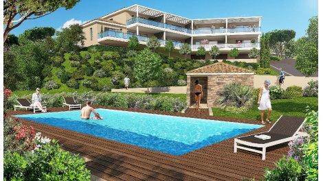 Appartements neufs Résidence Neuve au Golfs - Saint-Raphaël (83) à Saint-Raphaël