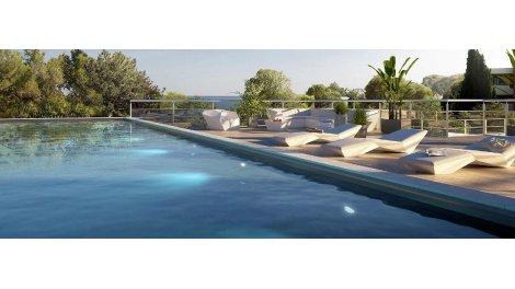 Appartement neuf Saint-Raphaël - Boulouris - Plages - 761 éco-habitat à Saint-Raphaël