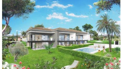 Appartement neuf Résidence Neuve Aux Golfs -Saint-Raphaël (var) 790 à Saint-Raphaël