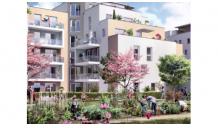 Appartements neufs Cours et Jardins investissement loi Pinel à Longvic
