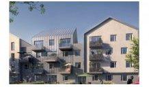 Appartements neufs Villa Athena éco-habitat à Dijon