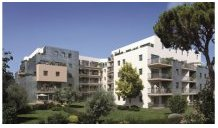 Appartements neufs Le Jardin des Beaux Arts éco-habitat à Montpellier