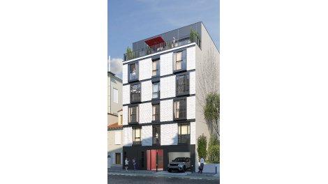Appartement neuf Le Clos Silvestre à Courbevoie