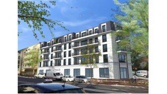 Appartements neufs Antony Leclerc éco-habitat à Antony