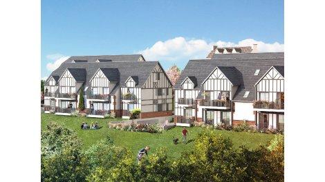 Appartement neuf Le Domaine du Prieure éco-habitat à Saint-Arnoult