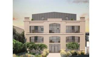 Appartements neufs Avenue Foch investissement loi Pinel à Biarritz