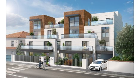 Appartement neuf Harmony investissement loi Pinel à Champigny-sur-Marne