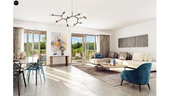 Appartements neufs Le Domaine de Pregnin investissement loi Pinel à Saint-Genis-Pouilly