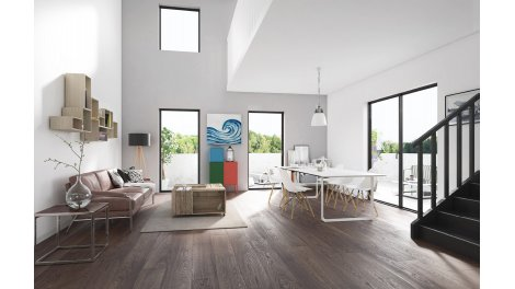Appartements neufs Cassora investissement loi Pinel à Billère