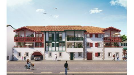Appartement neuf Villa Ribera à Urrugne