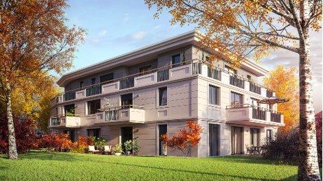 Appartement neuf La Demeure du Vallon investissement loi Pinel à Saint-Maur-des-Fossés