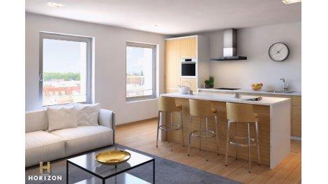 Appartements neufs Horizon investissement loi Pinel à Strasbourg