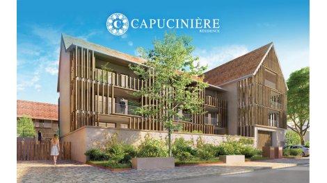 Appartement neuf Capuciniere à Obernai