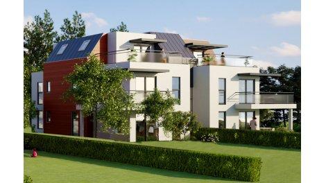 Appartement neuf Villas Artemis investissement loi Pinel à Strasbourg