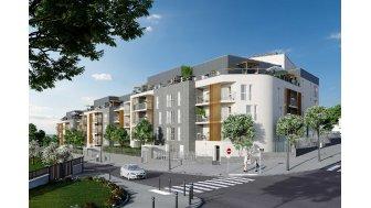 Appartements neufs Les Terrasses du Marais investissement loi Pinel à Champigny-sur-Marne