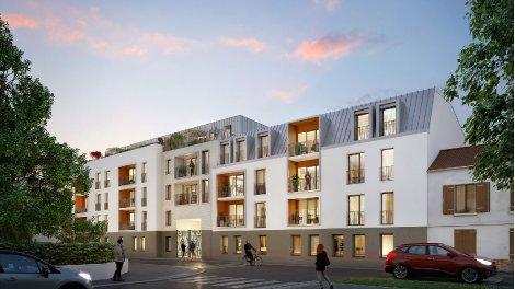 Appartement neuf Symphonie investissement loi Pinel à Bezons