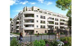 Appartements neufs Le Broadway investissement loi Pinel à Chessy