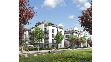 Appartement neuf Ateliers 92.2 b c à Asnieres-sur-Seine