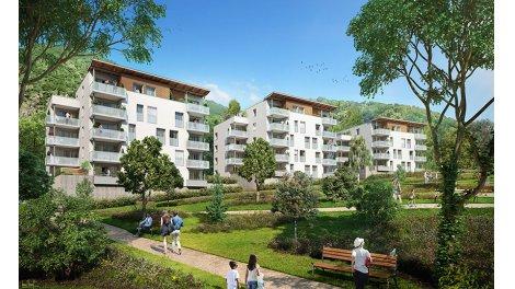 eco habitat neuf à Saint-Egrève