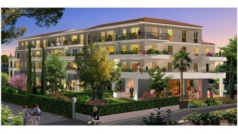 Appartement neuf Écrin d'Azur à Antibes