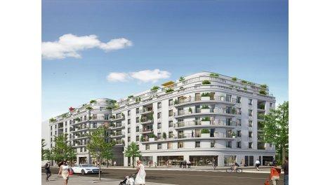 Appartement neuf Elégance à Saint-Ouen