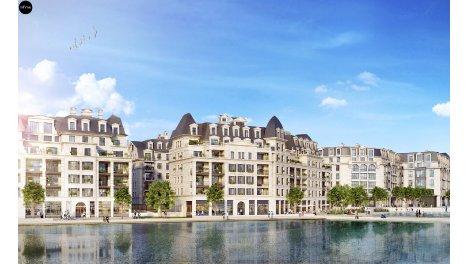 Appartement neuf Rive Gauche Clamart Panorama à Clamart