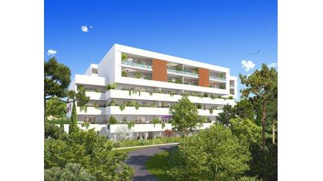 Appartement neuf Le Cinquante à Marseille 12ème