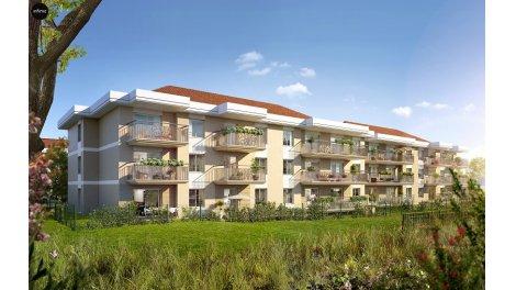 Appartement neuf Les Bastides des Plans 2 à Villeneuve-Loubet