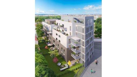 Appartement neuf L'Argentik à Lyon 8ème